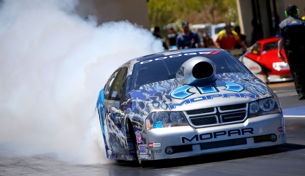 Lee Bektash, Pro Stock. Photo by Grant Stephens / Cackling Pipes.