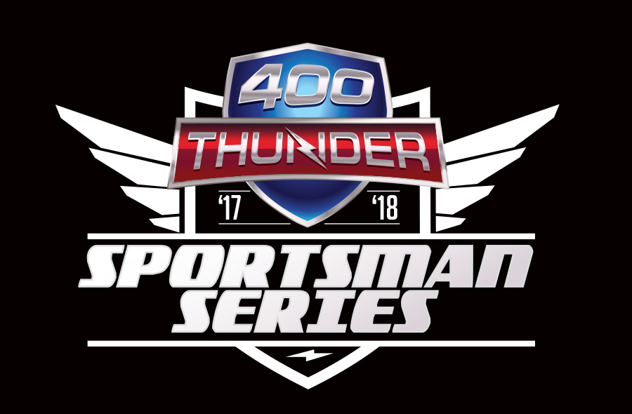 400 THUNDER_sportsman series white