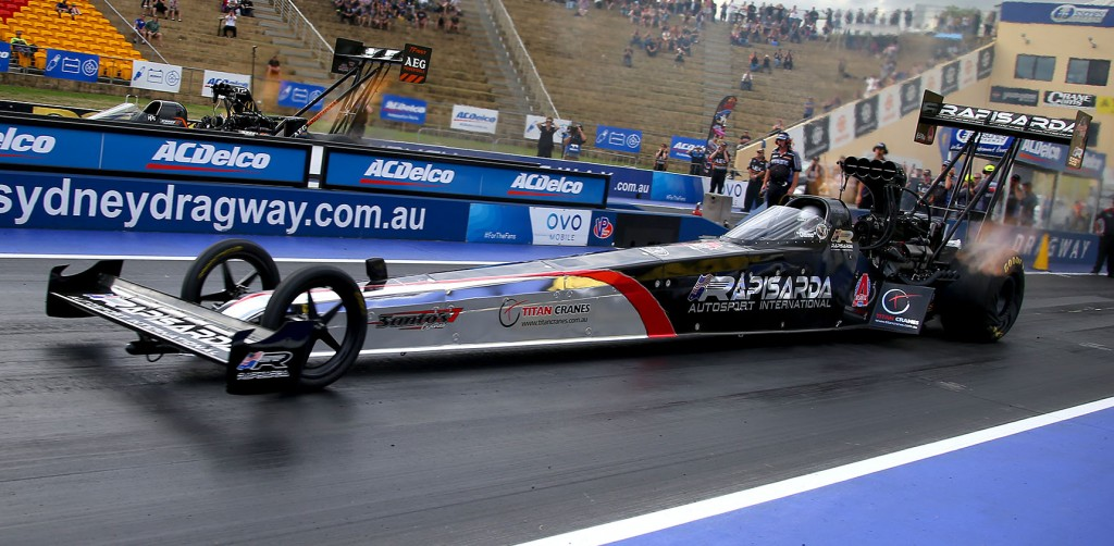 Damien Harris, Top Fuel Points Leader.